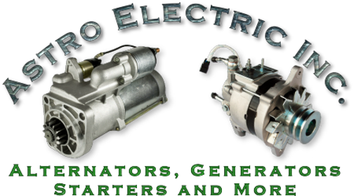 Let Astro Electric Inc help you with your parts needs